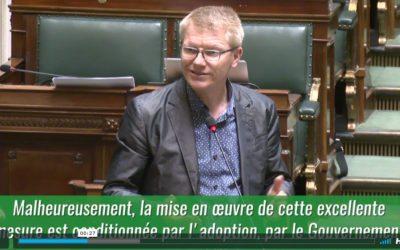 Question d'actualité au Ministre des Finances concernant la liste belge des paradis fiscaux