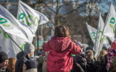 "Manifestation ""Pensions"": Ecolo s'engage pour des pensions plus justes"