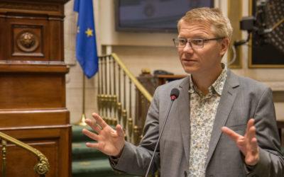 Crise politique fédérale: ECOLO et Groen déposeront une motion de recommandations