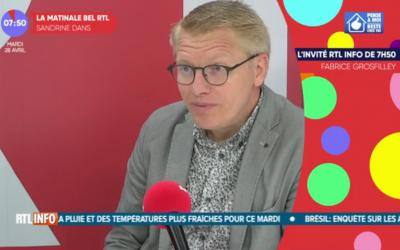 «Le facteur humain doit être mis en avant dans la gestion de la crise» – Georges Gilkinet sur RTL Info