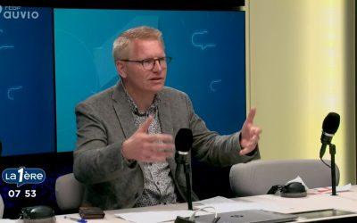 «La mission des renifleurs socialistes est un échec» – Georges Gilkinet sur Matin Première