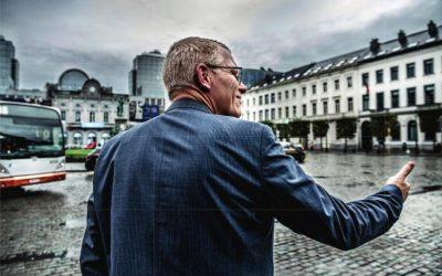 Georges Gilkinet, ministre de la Mobilité: «La SNCB aura une obligation de résultat»