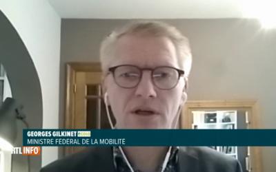«S'il vous plaît, restez chez vous !» – Georges Gilkinet